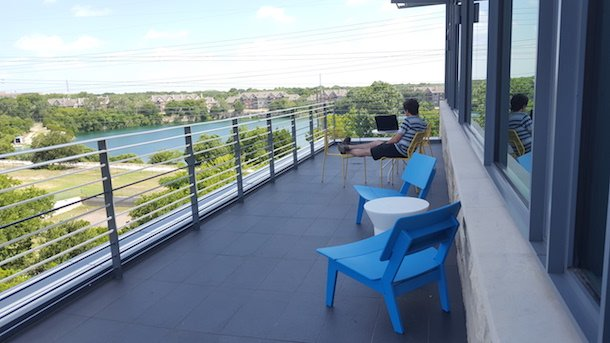 5 Austin startups with amazing outdoor workspaces Built In Austin