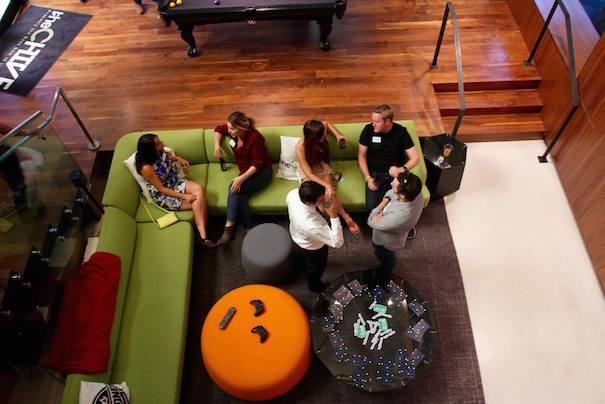 thechive office. Tech Roundup A Social Network For Dogs Launches My Fit Foods Thechive Office C