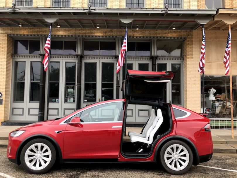 Tesla Careers Login >> This New Austin Startup Will Take You To Houston In A Tesla Built