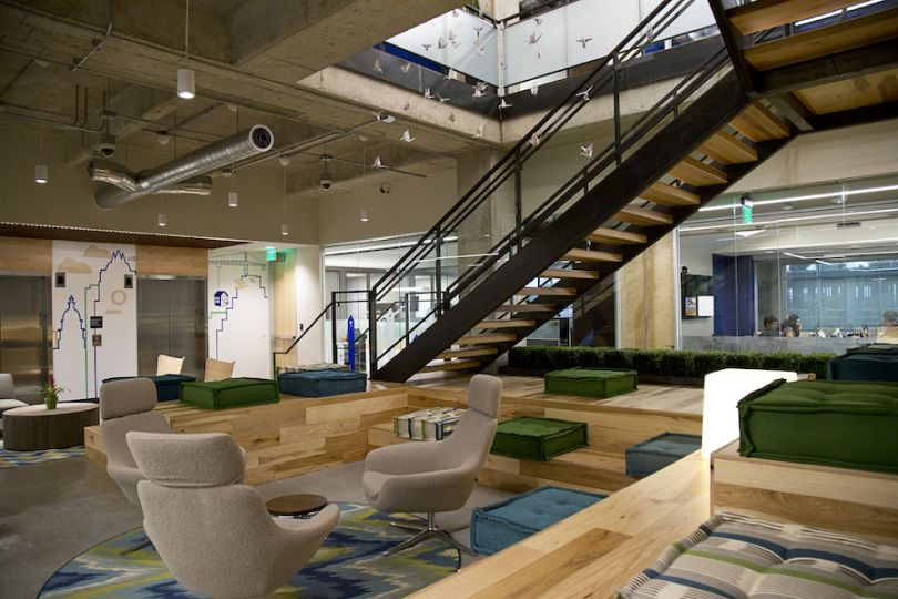 Offices On Point How 4 Austin Tech Workplaces Celebrate Teams